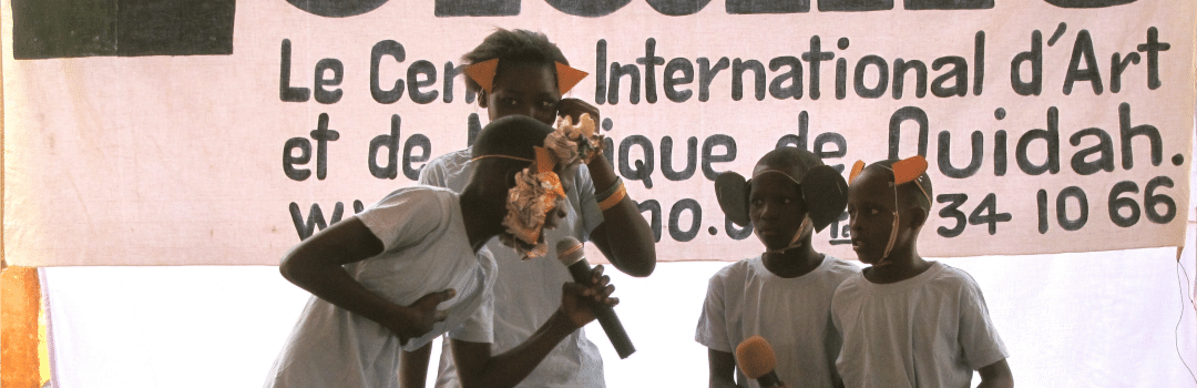 CIAMO: Arts Education in Africa