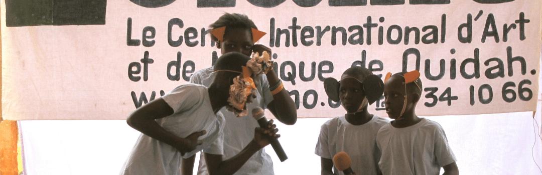 CIAMO: Arts Education in Africa