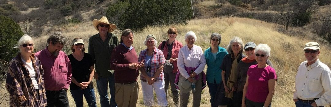 Rachel's Network Visits Patagonia, Arizona