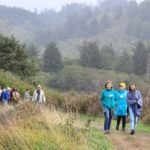 Members visit Oregon's newest state park: Sitka Sedge Natural Area