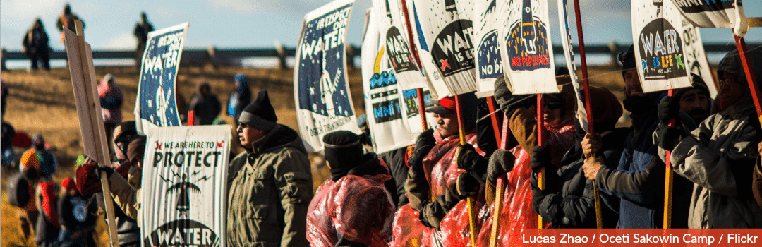 How Frontline Activism Succeeded at Standing Rock