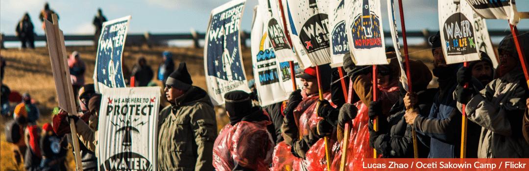How Frontline Activism Succeeded at Standing Rock