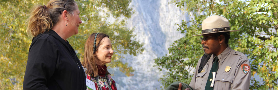 Rachel's Network Experiences Majesty and History in Yosemite National Park