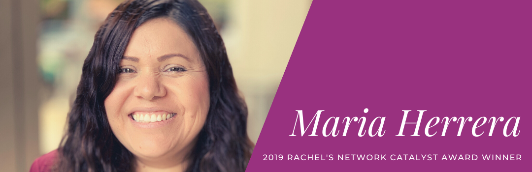 Water Rights Advocate Maria Herrera Wins Inaugural Rachel's Network Catalyst Award