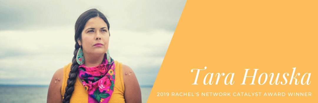 Tribal Attorney Tara Houska Wins Inaugural Rachel's Network Catalyst Award